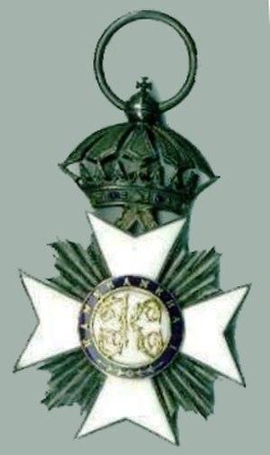 Royal Order of Kamehameha I (decoration) - Image: Kamehameha I knightscompanioncros s