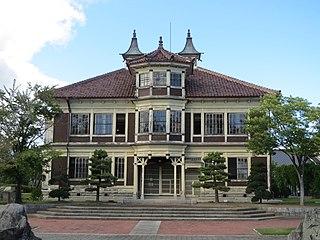 Former Kameoka Family Home Historic building in Fukushima, Japan