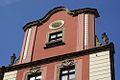 Kamieniczka Małgosia -zwieńczenie ściany szczytowej fot BMaliszewska.jpg