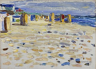 Holland – Strandkörbe