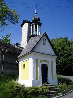 Small chapel in Litoboř