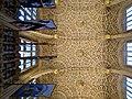 Kaplica ta dach Henryka VII w Westminsterskej abbatswy.jpg