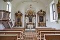 Kaprun jakobskapelle innen.jpg
