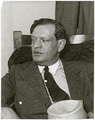 Frigyes Karinthy - Karinthy, c.1930