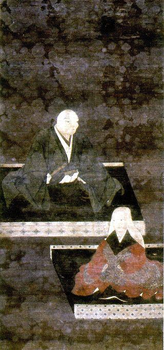 葛西清重とその妻/Wikipediaより引用