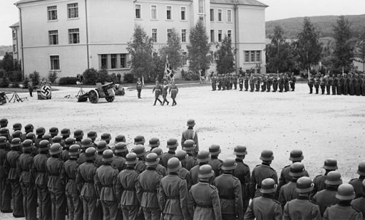 Kaserne Pinkafeld 1939