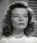 Katharine Hepburn in The Philadelphia Story trailer