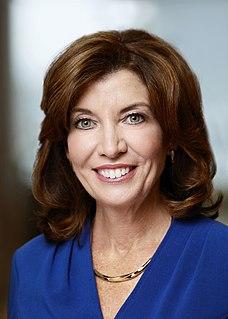 Kathy Hochul American politician