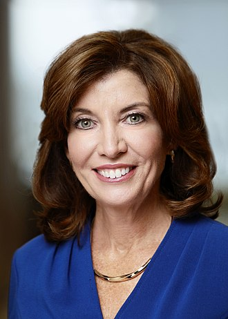 Lieutenant Governor of New York - Image: Kathy Hochul, November 2017