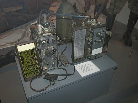 Р-105М. Радиостанция LV-306