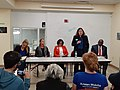 Kenzie Bok at September 18 2019 Boston City Council candidates' forum 05.jpg