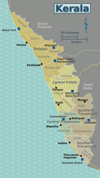 Kerala – Travel guide at Wikivoyage
