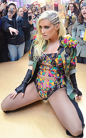 Kesha discography - Kesha performing on Today in 2012