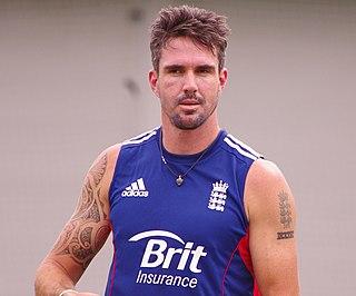 Kevin Pietersen English cricketer