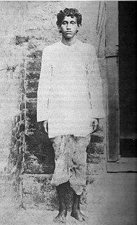 Khudiram Bose Indian revolutionary