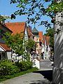 Kißlegg - Herrenstrasse vom Kirchplatz.JPG