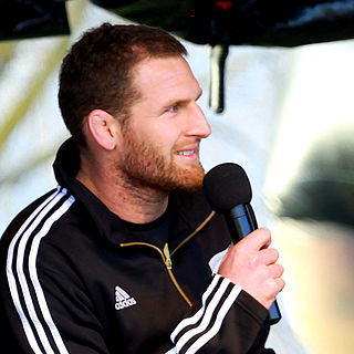 Kieran Read New Zealand rugby union player