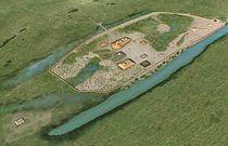 Kincaid Mounds 1300 CE HRoe 2017.jpg