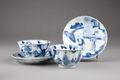 Kinesiska koppar och fat - Hallwylska museet - 95617.tif