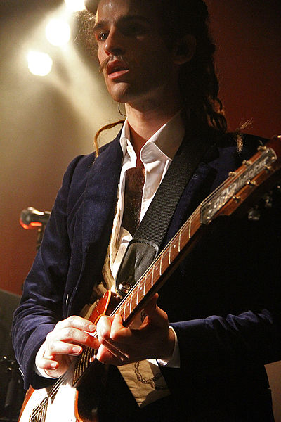 Picture of a band or musician: King Charles