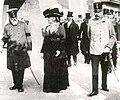 King Ludwig III of Bavaria and Archduke Franz Ferdinand of Austria.jpg