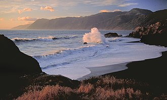 King Range (California) - Image: King Range National Conservation Area (18806105560)