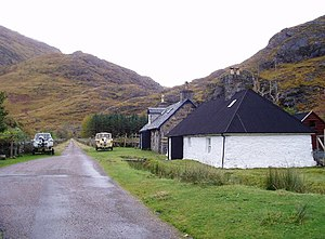 Kinloch Hourn - Farmhouse in Kinloch Hourn