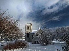 Kirkcowan Church from the west - geograph.org.uk - 1627328.jpg