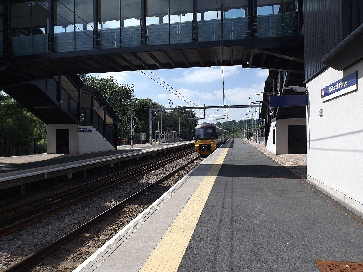 Kirkstall Forge Railway Station Wikipedia