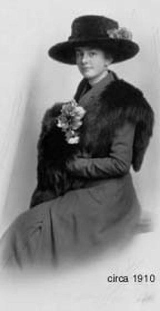 Katherine Kennicott Davis - Katherine K. Davis