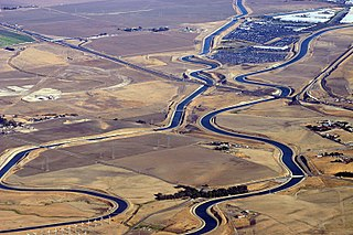 California Aqueduct Water supply project