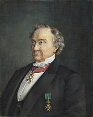 Portrait of Knud Graah