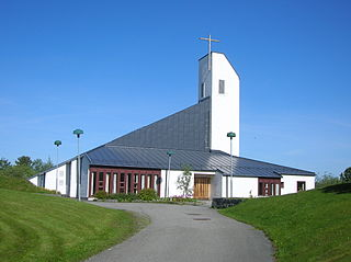 Kolstad Church Church in Trøndelag, Norway