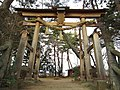 Komagata Shrine (Nagano) torii.jpg