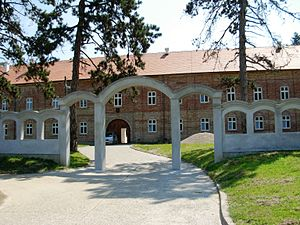 Rakovac monastery - Rakovac monastery dormitory