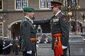 Koning Willem-Alexander slaat Gijs Tuinman tot ridder 2.jpg