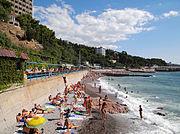 Koreiz - beach3
