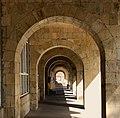 Koridoro de Hrazdana urbodomo.jpg
