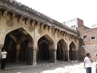Kotla Mubarakpur Complex - Kotla Mubarakpur mosque