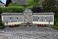 Kriegerdenkmal War Memorial Evangelische Pfarrkirche Gröbming.jpg