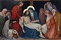 Kruisweg Sint-Pancratiuskerk, Heerlen, statie 13, Jesus wordt van het kruis afgenomen.jpg