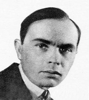 Ksawery Pruszyński Journalist and writer