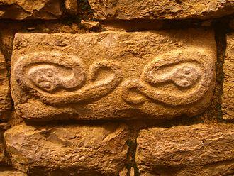 Kuélap - Image: Kuelap Steine