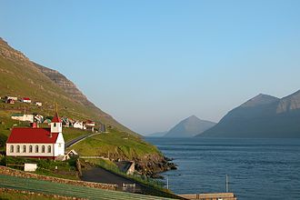 Church in Kunoy Kunoy, Faroe Islands (2).JPG