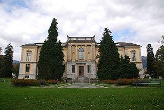 museum in Solothurn (Switzerland)