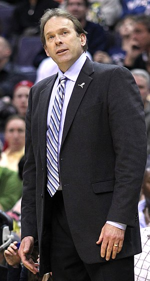 Kurt Rambis - Rambis as head coach of Minnesota in 2011
