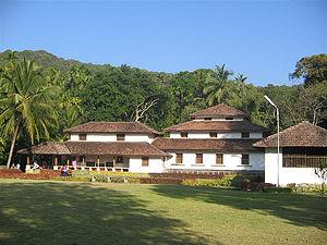 Kuppalli - Kavimane - Kuvempu's house in Kuppalli