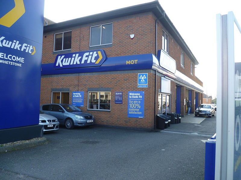 File:Kwik Fit, High Road, Whetstone.JPG