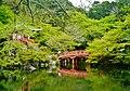 Kyoto Daigo-ji Benten-Teich 04.jpg