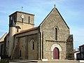 L'église depuis le nord-ouest..JPG